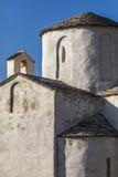 Ιερή διαγώνια εκκλησία στη Nin, Κροατία Στοκ εικόνα με δικαίωμα ελεύθερης χρήσης