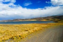 ιερή κοιλάδα incas Cusco σε Puno, Περού στοκ φωτογραφία