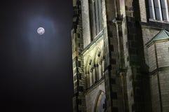 ιερή νύχτα Στοκ Φωτογραφίες