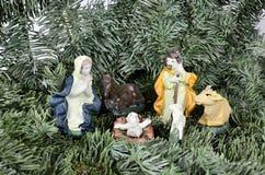 Ιερή οικογένεια Στοκ Φωτογραφία