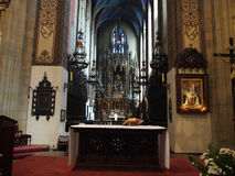 ιερή τριάδα εκκλησιών Στοκ Εικόνες