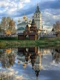 ιερή τριάδα εκκλησιών Στοκ εικόνα με δικαίωμα ελεύθερης χρήσης