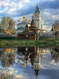 ιερή τριάδα εκκλησιών Στοκ φωτογραφίες με δικαίωμα ελεύθερης χρήσης