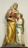 ιερή Mary μητέρα Virgin ANN Στοκ Εικόνα