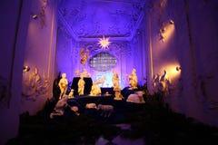 Ιεροί αριθμοί στην εκκλησία ST Aegidia στο BECK LÃ ¼ Στοκ Φωτογραφία