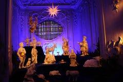 Ιεροί αριθμοί στην εκκλησία ST Aegidia στο BECK LÃ ¼ Στοκ φωτογραφίες με δικαίωμα ελεύθερης χρήσης