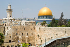 Ιερουσαλήμ Στοκ Φωτογραφίες
