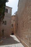 Ιερουσαλήμ, παλαιά πόλη, Ισραήλ, Μέση Ανατολή Στοκ εικόνες με δικαίωμα ελεύθερης χρήσης
