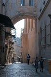 Ιερουσαλήμ, παλαιά πόλη, Ισραήλ, Μέση Ανατολή Στοκ Εικόνα