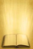 ιερός ανοικτός βιβλίων Στοκ φωτογραφία με δικαίωμα ελεύθερης χρήσης