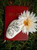 ιερός βράχος του Ιησού Βί&beta Στοκ εικόνα με δικαίωμα ελεύθερης χρήσης