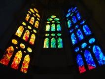 Ιερός οικογενειακός καθεδρικός ναός Στοκ Εικόνα