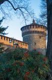 ιερός πύργος πνευμάτων Στοκ Εικόνες