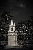 Ιερός σταυρός τριάδας, Anjuna, Goa, Ινδία Στοκ Φωτογραφίες