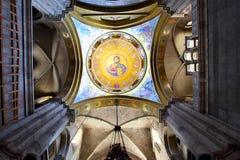 ιερός τάφος εκκλησιών στοκ φωτογραφίες