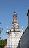 ιερός τοίχος τριάδας sergius lavra θό Στοκ εικόνες με δικαίωμα ελεύθερης χρήσης