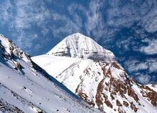 Ιερός τοποθετήστε Kailash στο Θιβέτ, Κίνα στοκ φωτογραφίες