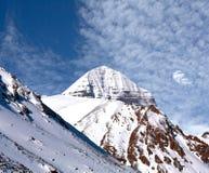 Ιερός τοποθετήστε Kailash στοκ εικόνα με δικαίωμα ελεύθερης χρήσης