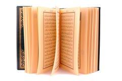 ιερό απομονωμένο quran βιβλίων Στοκ εικόνα με δικαίωμα ελεύθερης χρήσης