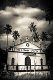 Ιερό διαγώνιο παρεκκλησι, Anjuna, Goa, Ινδία Στοκ εικόνες με δικαίωμα ελεύθερης χρήσης
