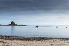 Ιερό κάστρο νησιών Στοκ Φωτογραφίες