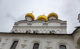 Ιερό μοναστήρι Ipatievsky τριάδας, Kostroma, Ρωσία στοκ φωτογραφίες με δικαίωμα ελεύθερης χρήσης