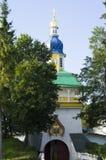 Ιερό μοναστήρι Pskov-σπηλιών Dormition στοκ φωτογραφίες με δικαίωμα ελεύθερης χρήσης