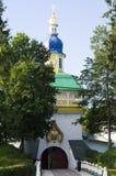 Ιερό μοναστήρι Pskov-σπηλιών Dormition στοκ φωτογραφία με δικαίωμα ελεύθερης χρήσης