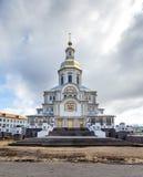 Ιερό μοναστήρι seraphim-Diveevo τριάδας, Diveevo, Ρωσία Στοκ Φωτογραφίες