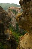 Meteora Στοκ Φωτογραφίες