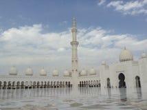 Ιερό μουσουλμανικό τέμενος Στοκ Εικόνες