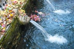Ιερό νερό Στοκ φωτογραφία με δικαίωμα ελεύθερης χρήσης