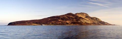 Ιερό νησί Στοκ Εικόνες