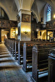ιερό πνεύμα εκκλησιών Στοκ φωτογραφία με δικαίωμα ελεύθερης χρήσης