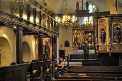 ιερό πνεύμα εκκλησιών Στοκ Εικόνα