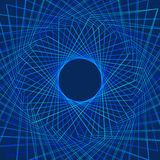 Ιερό σημάδι γεωμετρίας Στοκ Εικόνα