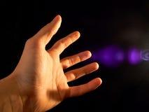 ιερό φως Στοκ φωτογραφία με δικαίωμα ελεύθερης χρήσης
