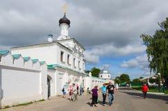 Ιερό Annunciation μοναστήρι, Murom, Ρωσία Στοκ εικόνα με δικαίωμα ελεύθερης χρήσης