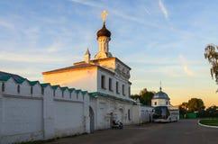 Ιερό Annunciation μοναστήρι, Murom, Ρωσία Στοκ Φωτογραφία