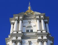 Ιερό Dormition Pochayiv Lavra, Ουκρανία Στοκ Εικόνες
