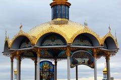 Ιερό Dormition Pochayiv Lavra σε Pochayiv, Ουκρανία Στοκ εικόνα με δικαίωμα ελεύθερης χρήσης