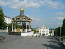 ιερό lavra dormition pochayiv Στοκ Εικόνα