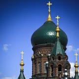 ιερό sophia καθεδρικών ναών Στοκ φωτογραφία με δικαίωμα ελεύθερης χρήσης