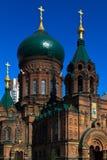 ιερό sophia καθεδρικών ναών Στοκ Εικόνες
