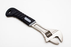 διευθετήσιμο γαλλικό κλειδί Στοκ φωτογραφία με δικαίωμα ελεύθερης χρήσης
