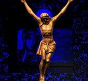 Ιησούς στο σταυρό Στοκ φωτογραφία με δικαίωμα ελεύθερης χρήσης