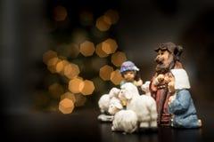 Ιησούς το φως Στοκ εικόνα με δικαίωμα ελεύθερης χρήσης