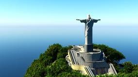 Ιησούς Χριστός ο απελευθερωτής στοκ φωτογραφία με δικαίωμα ελεύθερης χρήσης