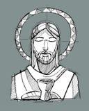 Ιησούς Eucharist Στοκ εικόνα με δικαίωμα ελεύθερης χρήσης