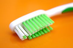 ΙΙΙ οδοντόβουρτσα Στοκ Φωτογραφίες
